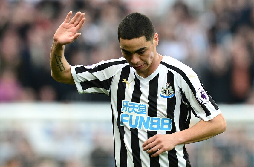 1c51d955a Newcastle  Miguel Almiron proved to be worth every penny full debut