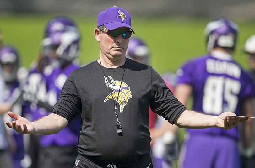 Mike Zimmer  Coach s public display of annoyance delights fans d898c998e
