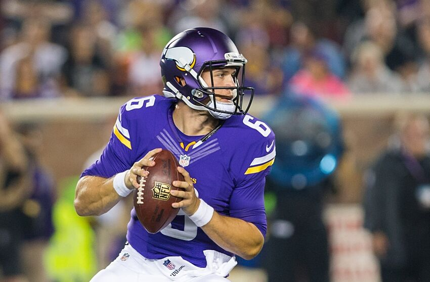 Taylor Heinicke will miss time for dumbest reason ever ca5fc77fa