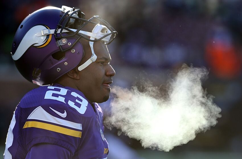 Terence Newman re-signs with Minnesota Vikings (Report) ba58d4b9a