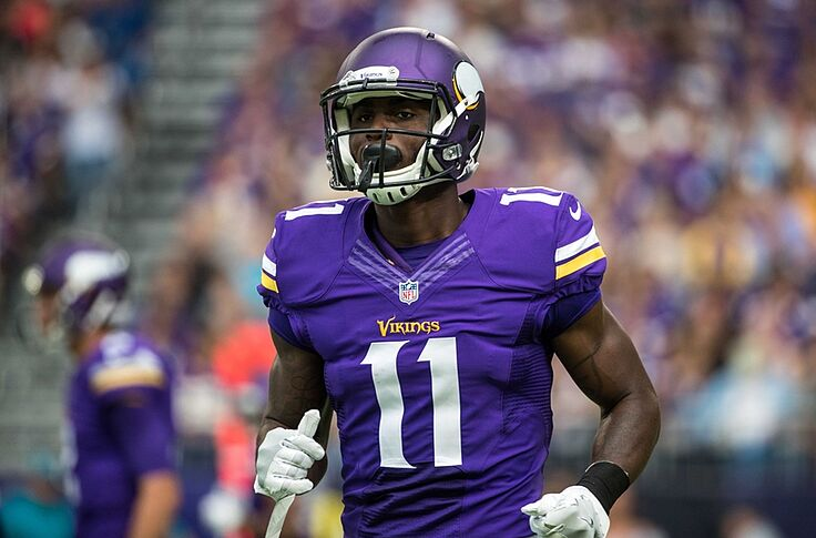 size 40 08b50 38d2d Minnesota Vikings: Randy Moss allegedly tried to help Laquon ...