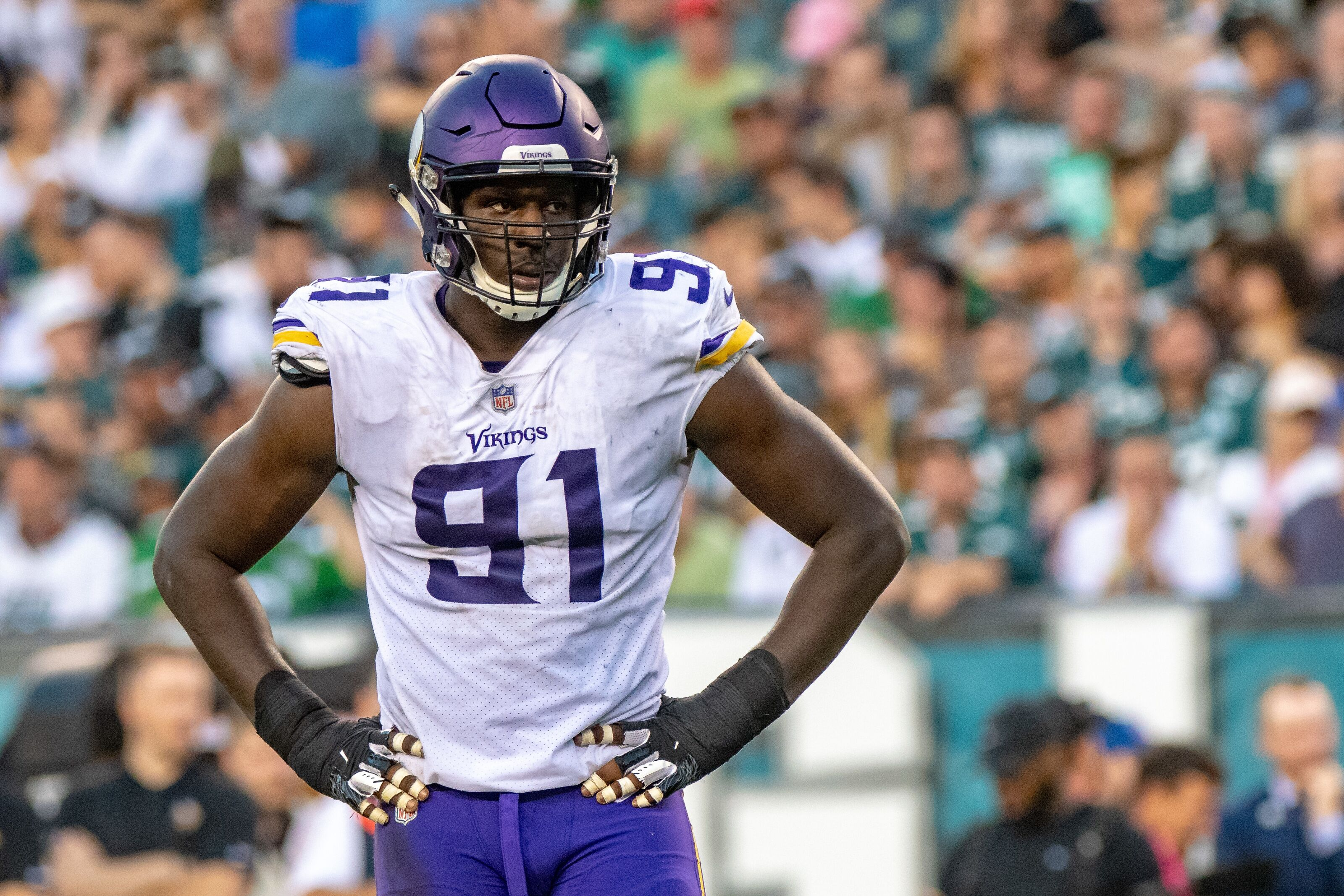 Minnesota Vikings defensive end baffled by his Madden NFL 20 rating