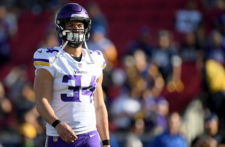 cheap for discount 557a2 2df8b Report: Minnesota Vikings to allow Andrew Sendejo to hit ...