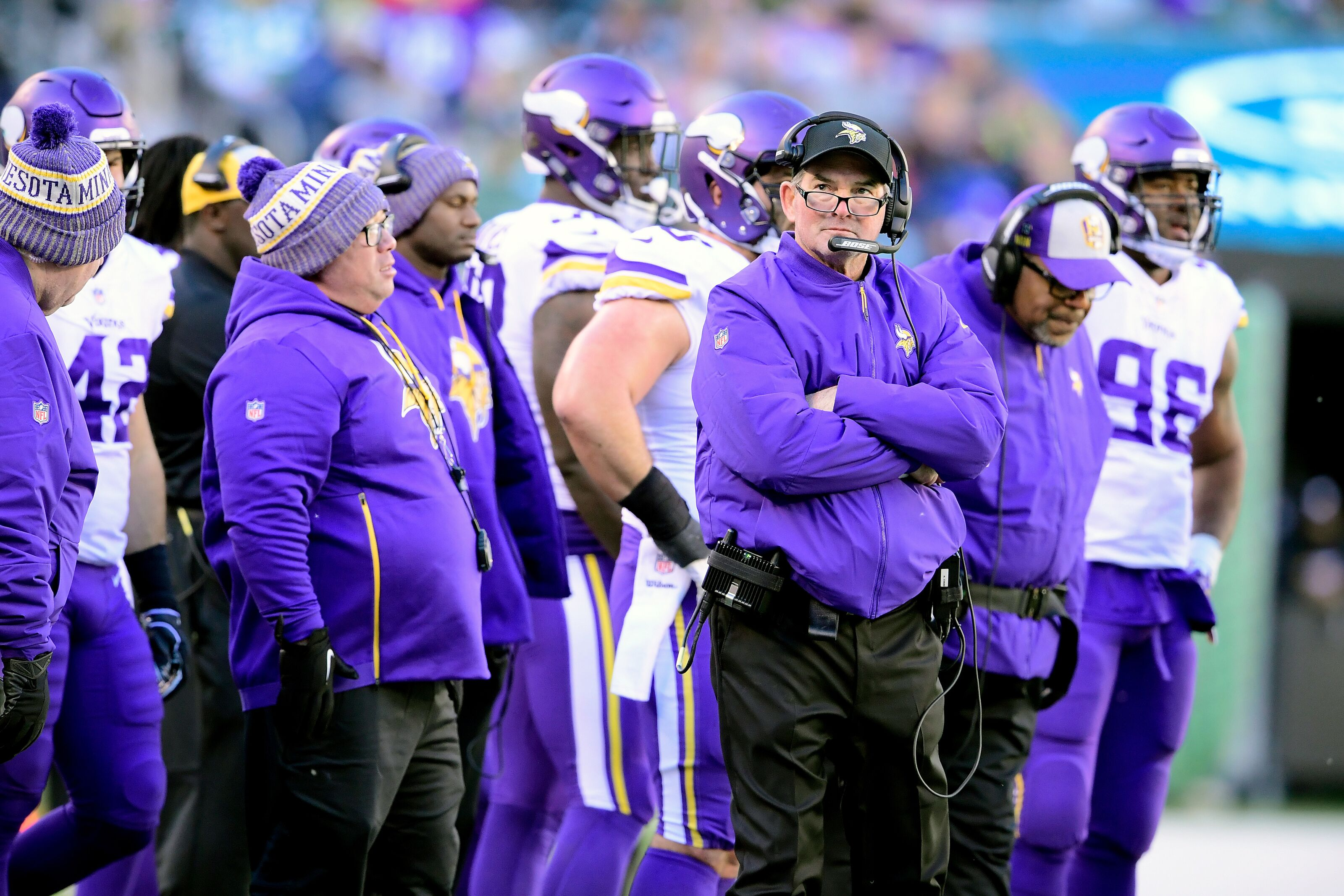 The biggest question at each position for the Minnesota Vikings in 2019