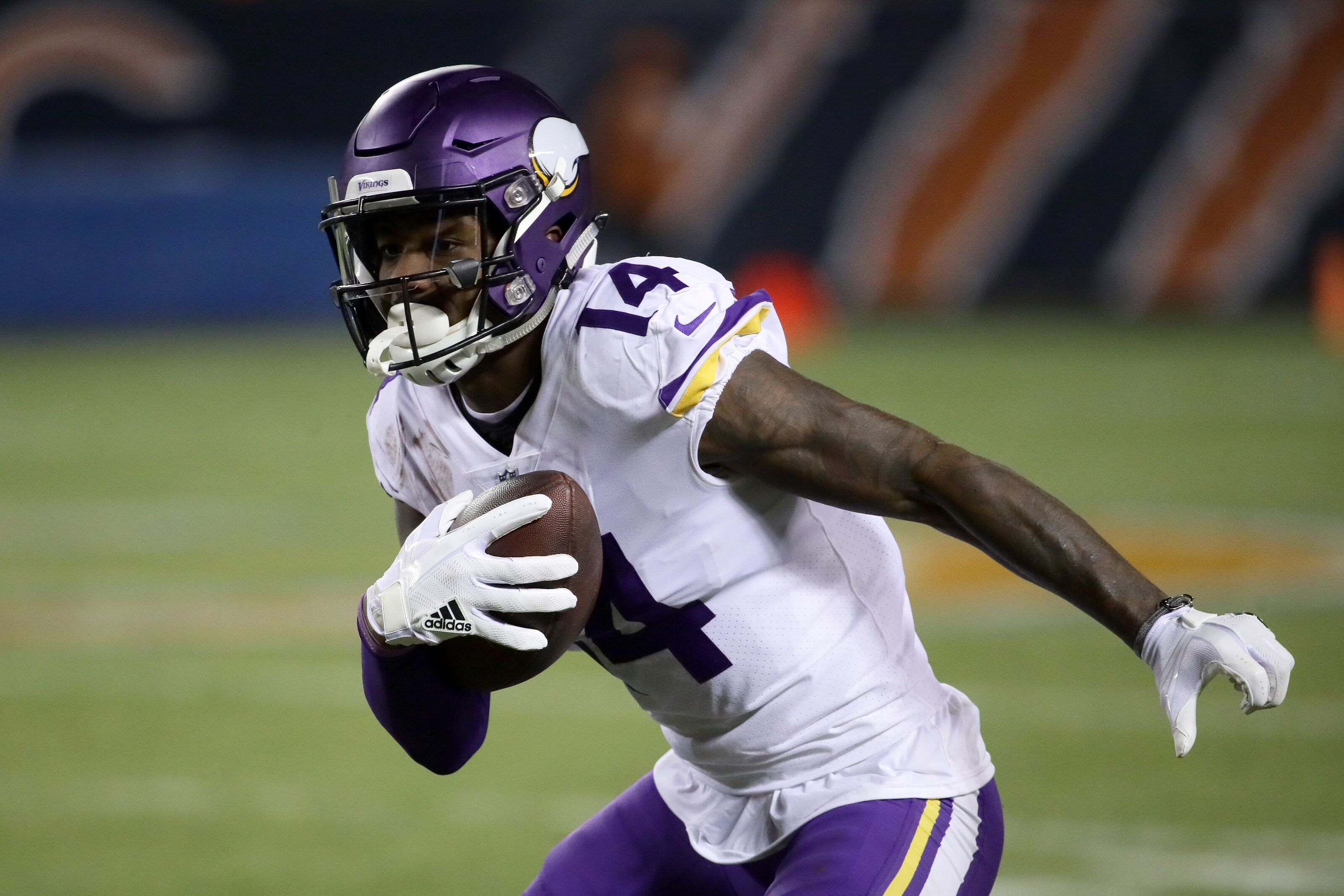 Stefon Diggs misses Vikings' first OTA practice and that is perfectly fine