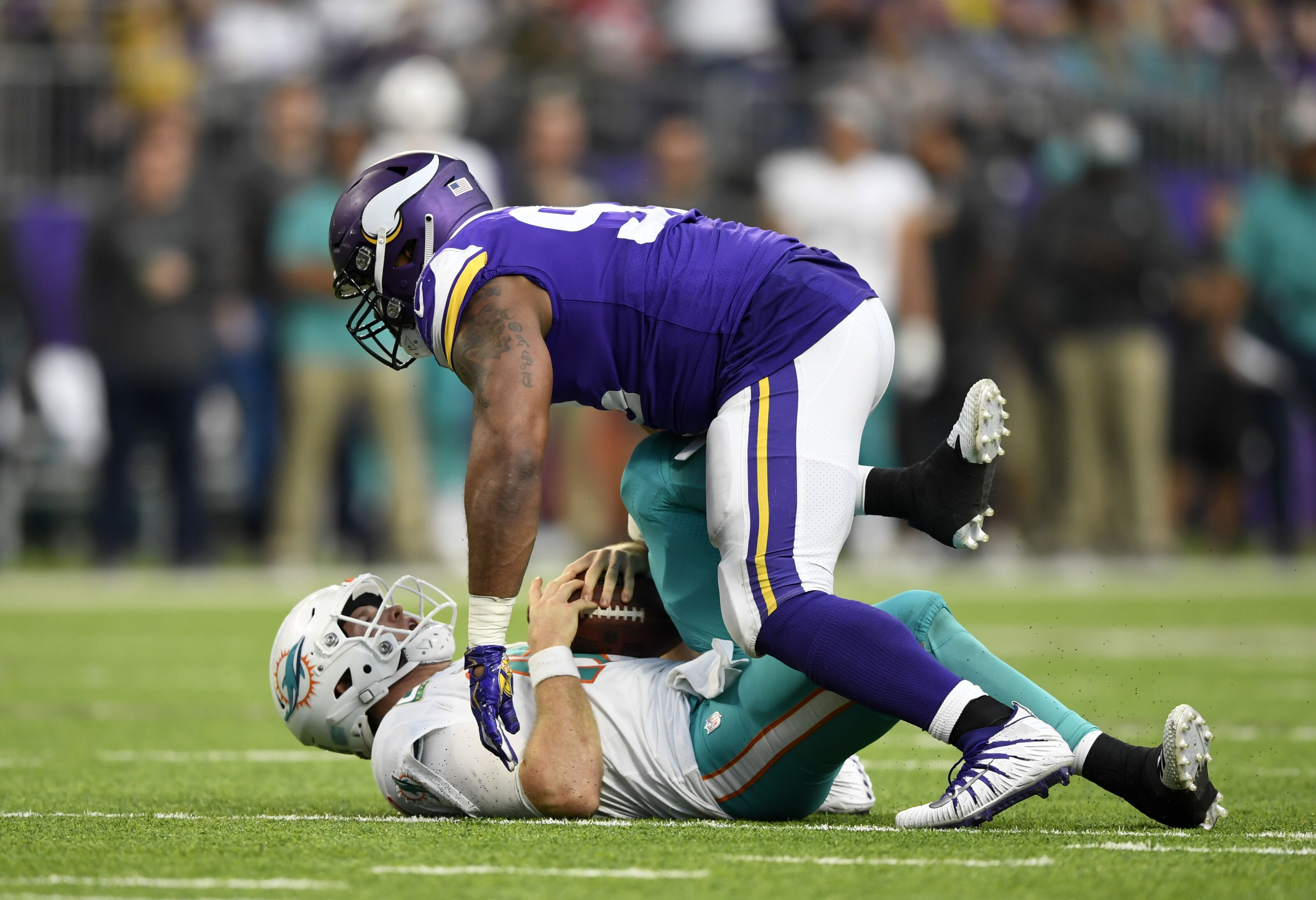 5 free agent defensive tackles the Vikings should consider for 2019