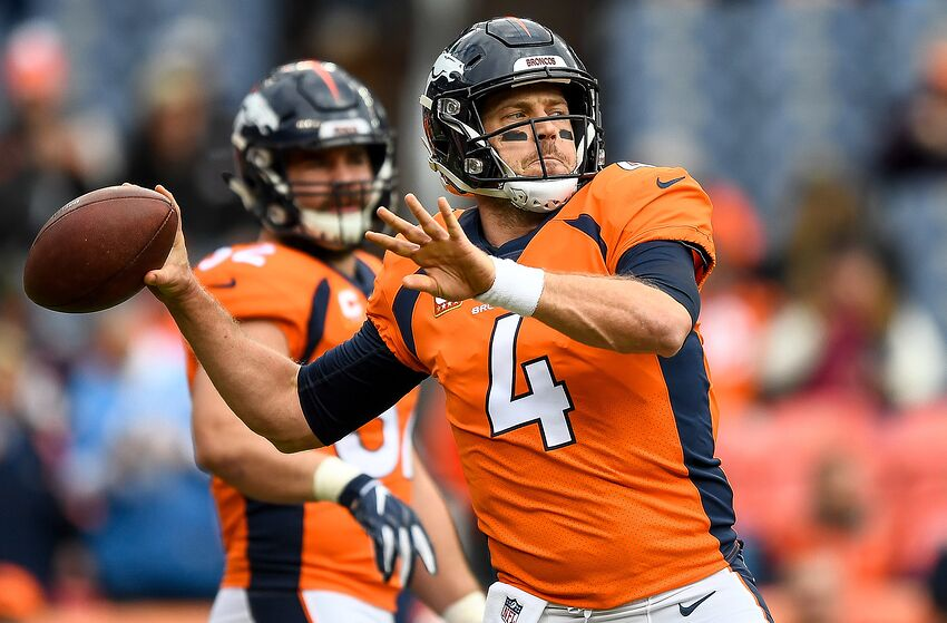 1813f5334 Time appears to be up for Case Keenum in Denver after trade