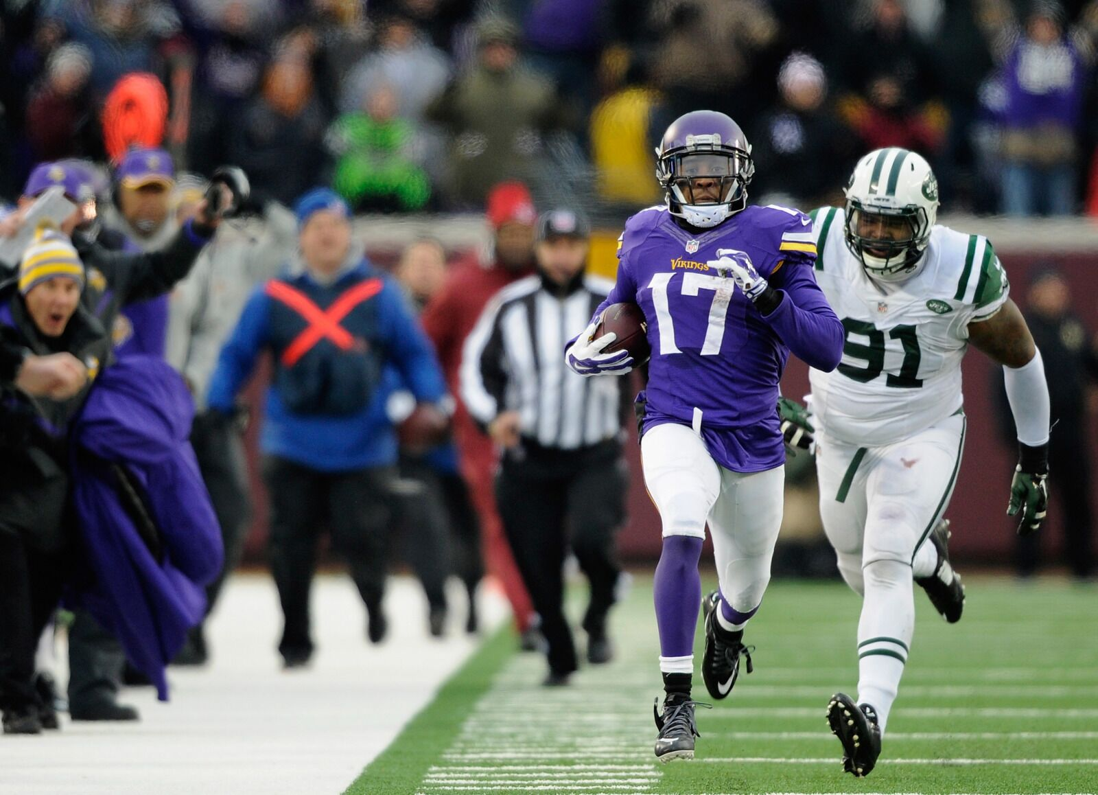 Flashback Friday: Vikings get overtime win over the Jets in 2014