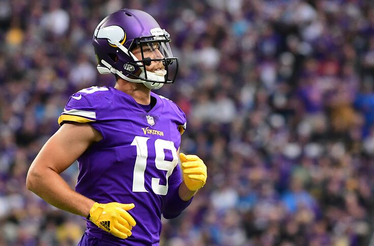detailing 15d08 8d604 Adam Thielen expects Vikings offense to be 'explosive' in 2019