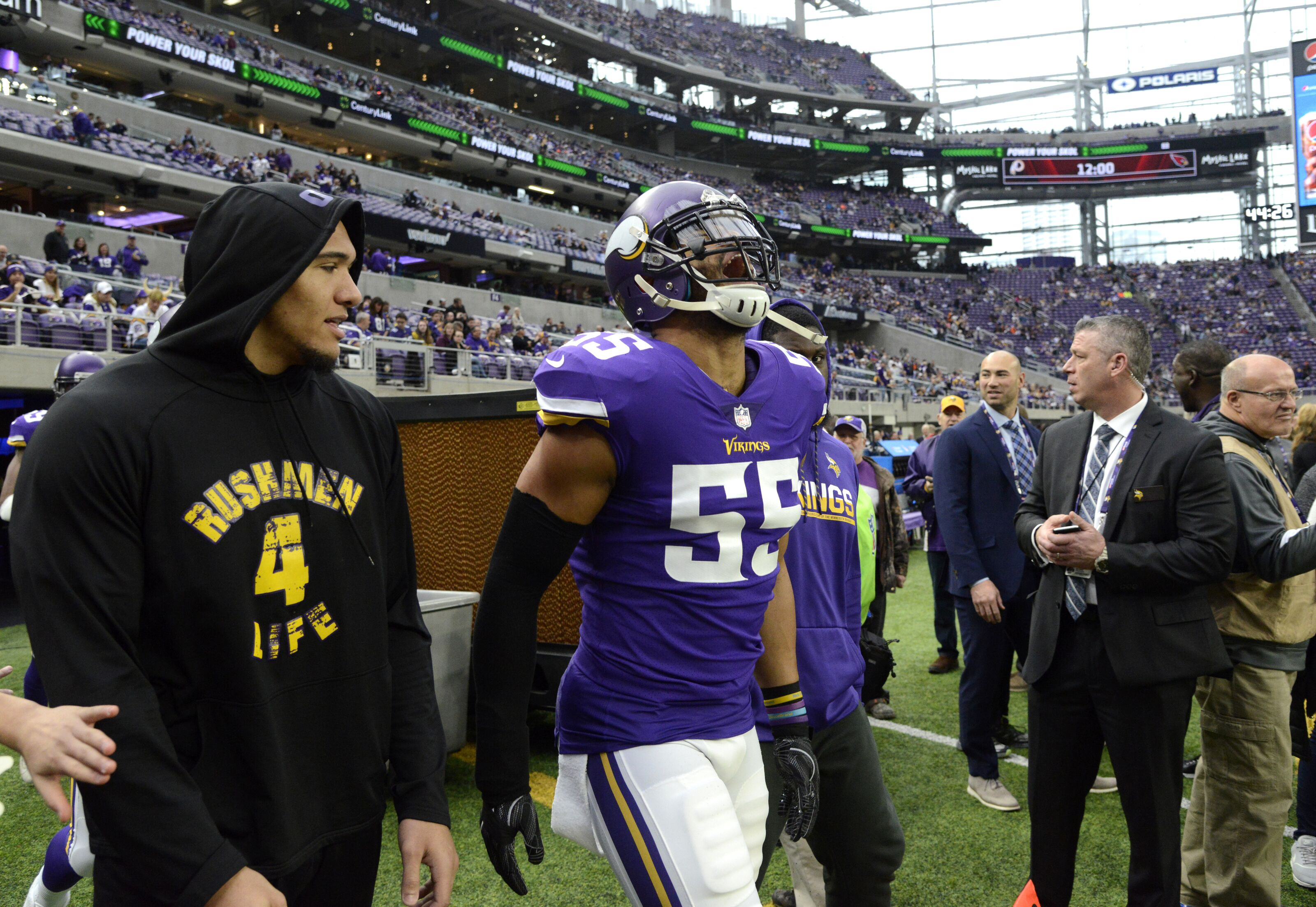 The Vikings should not use the franchise tag for the 2019 NFL season
