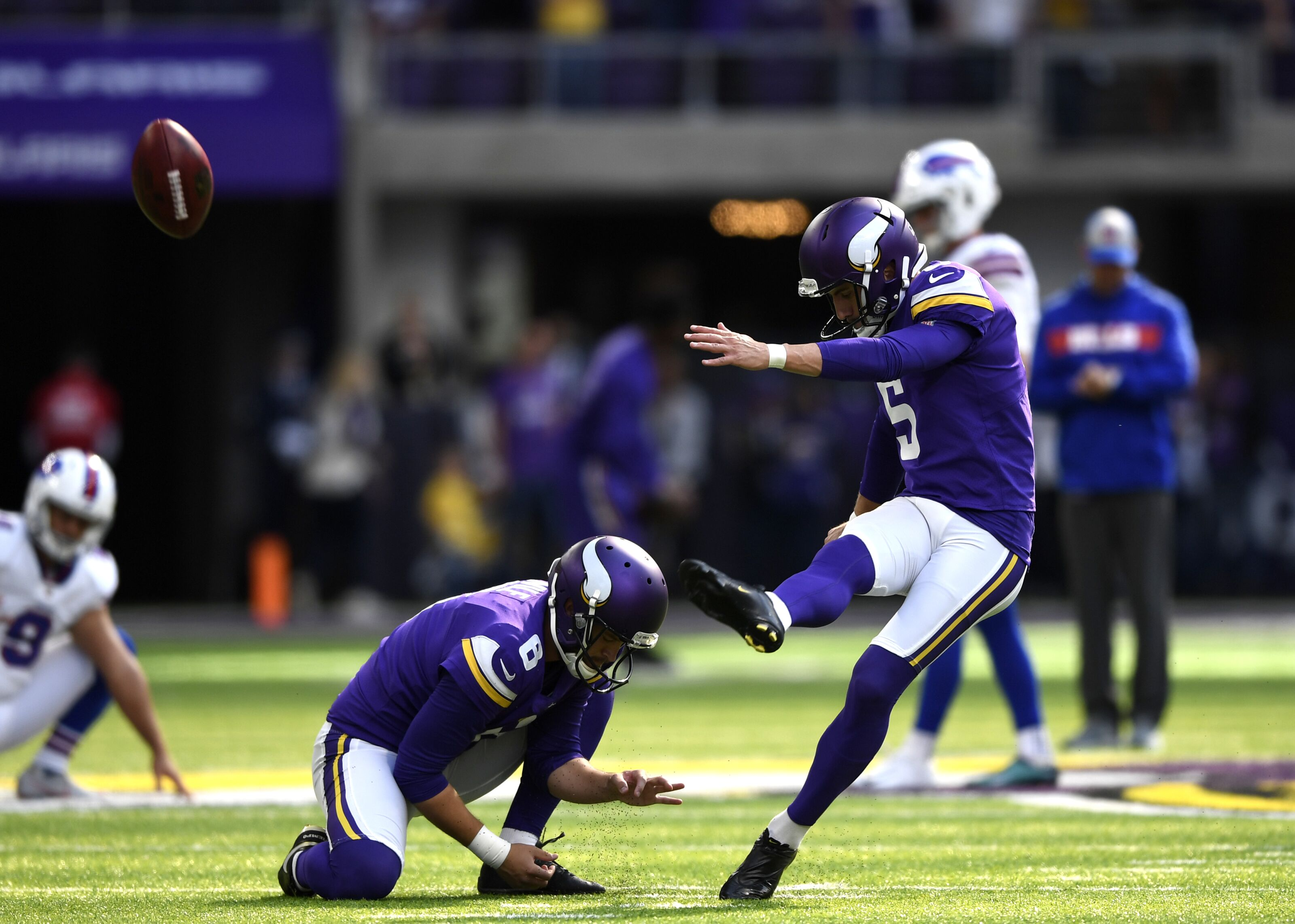 Will the Vikings' special teams be better or worse in 2019?
