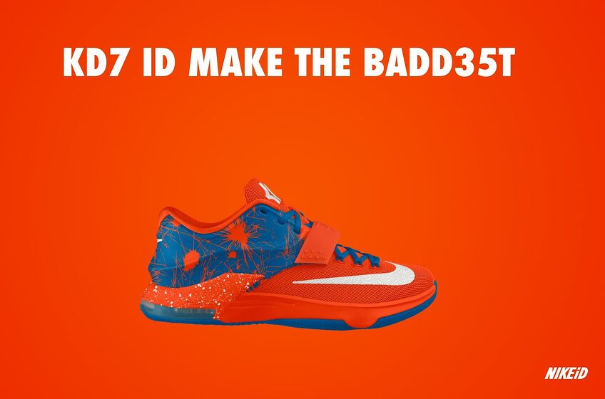 03ed4b9fc1c KD7 iD Fully Customizable Shoes Now Available At Nike.com