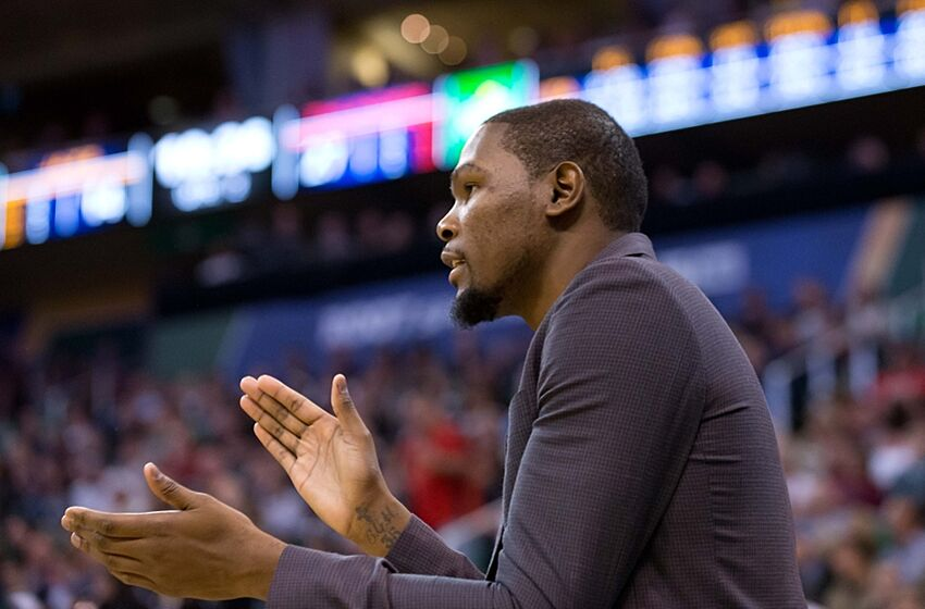 c75f2ceeb2e Kevin Durant Partnering With Kansas City-based AAU Team