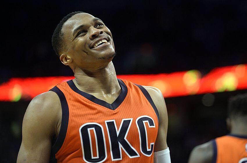 OKC Thunder News: Thunder (Russell Westbrook) takes down Boston