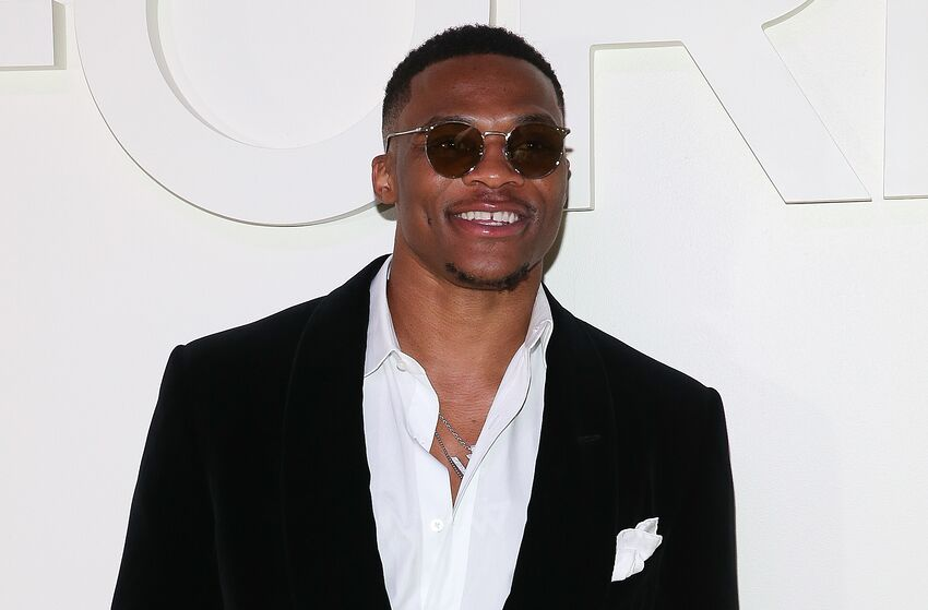 Russell Westbrook, OKC Thunder (Photo by Rob Kim/WireImage)