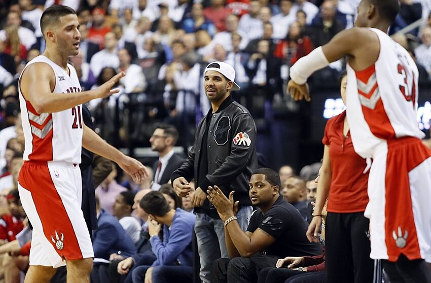 dc8f72264ca2 Is the NBA Set to Fine the Toronto Raptors Again Over Drake