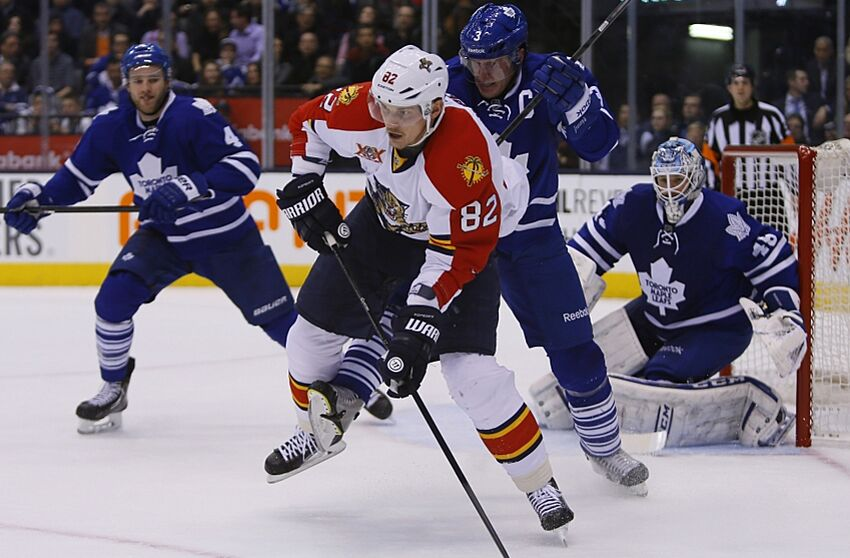 c04c4af82f4 Toronto Maple Leafs Game Preview  Off to Sunny Weather and the ...