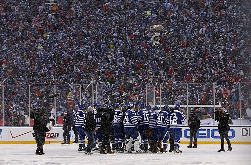 f6923d7b50d Toronto Maple Leafs  2017 All-Star Game and Outdoor Game Coming For ...