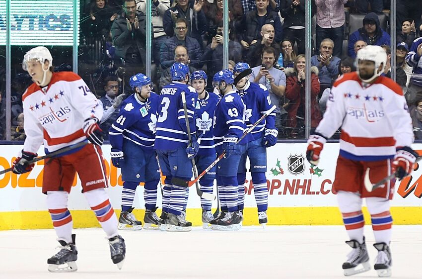 Toronto Maple Leafs Game Preview  Washington Capitals Looking for ... a44cb22d4632