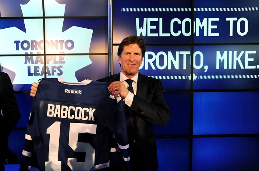 f276b37fdaa Toronto Maple Leafs  The New Guy in Town