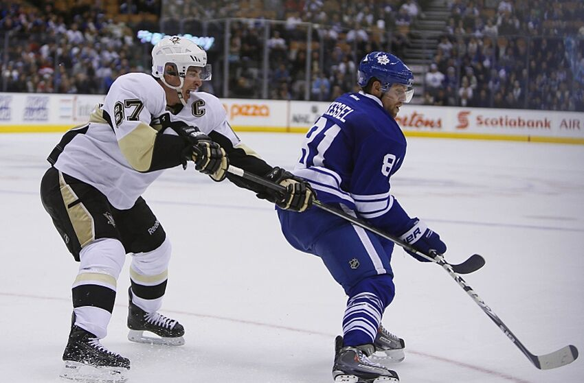 53f8d49db Toronto Maple Leafs  Phil Kessel Finds His Safe Place