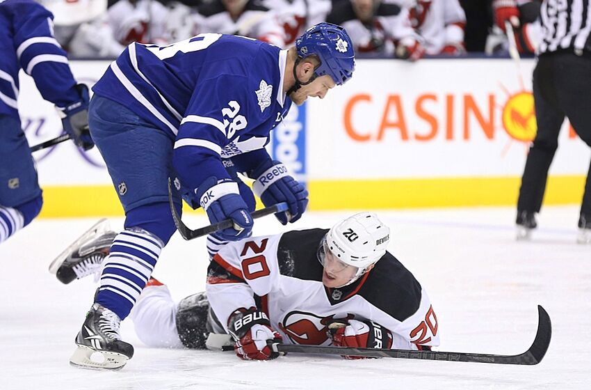 Toronto Maple Leafs  Colton Orr and the End of an Era f75109301ea