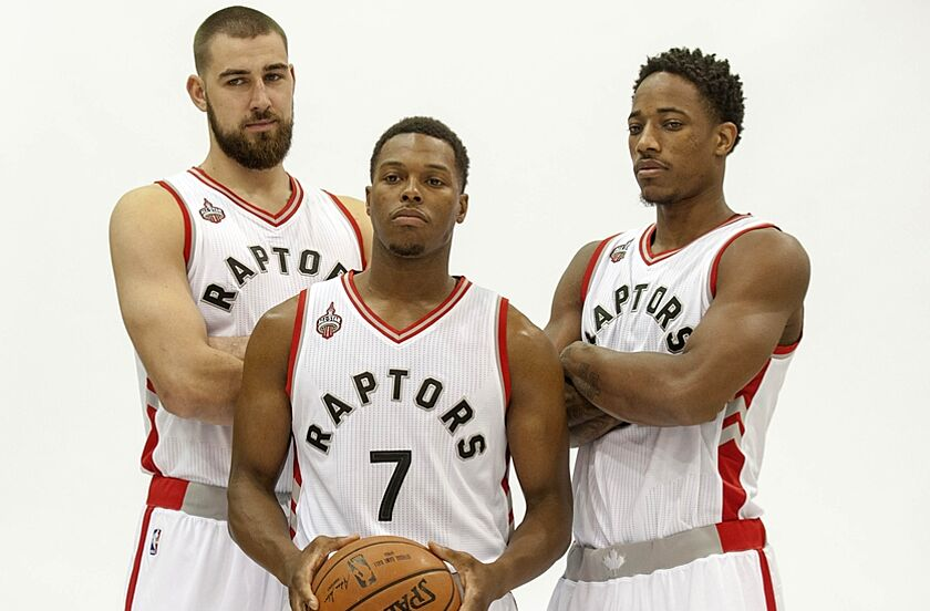 78965f32d014 Toronto Raptors  Are Kyle Lowry and DeMar DeRozan Overrated