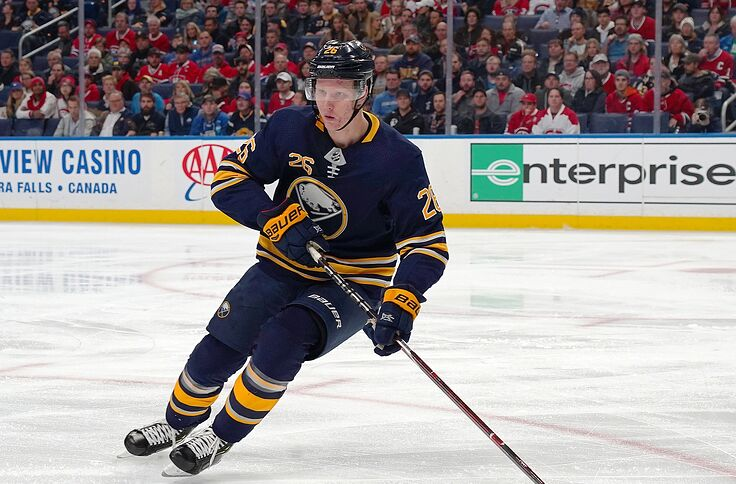 info for b96b0 8d038 Buffalo Sabres: Rasmus Dahlin injury not considered serious
