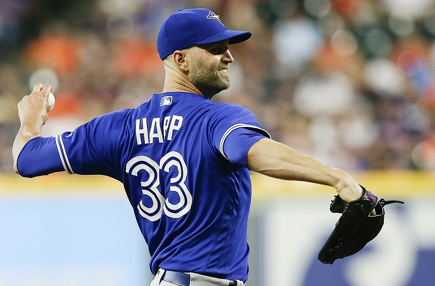 3f91c5c26f876 Toronto Blue Jays  Did they get enough in return for J.A. Happ