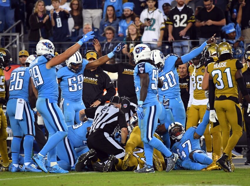 Tennessee Titans Getting Some Votes To Win Afc South