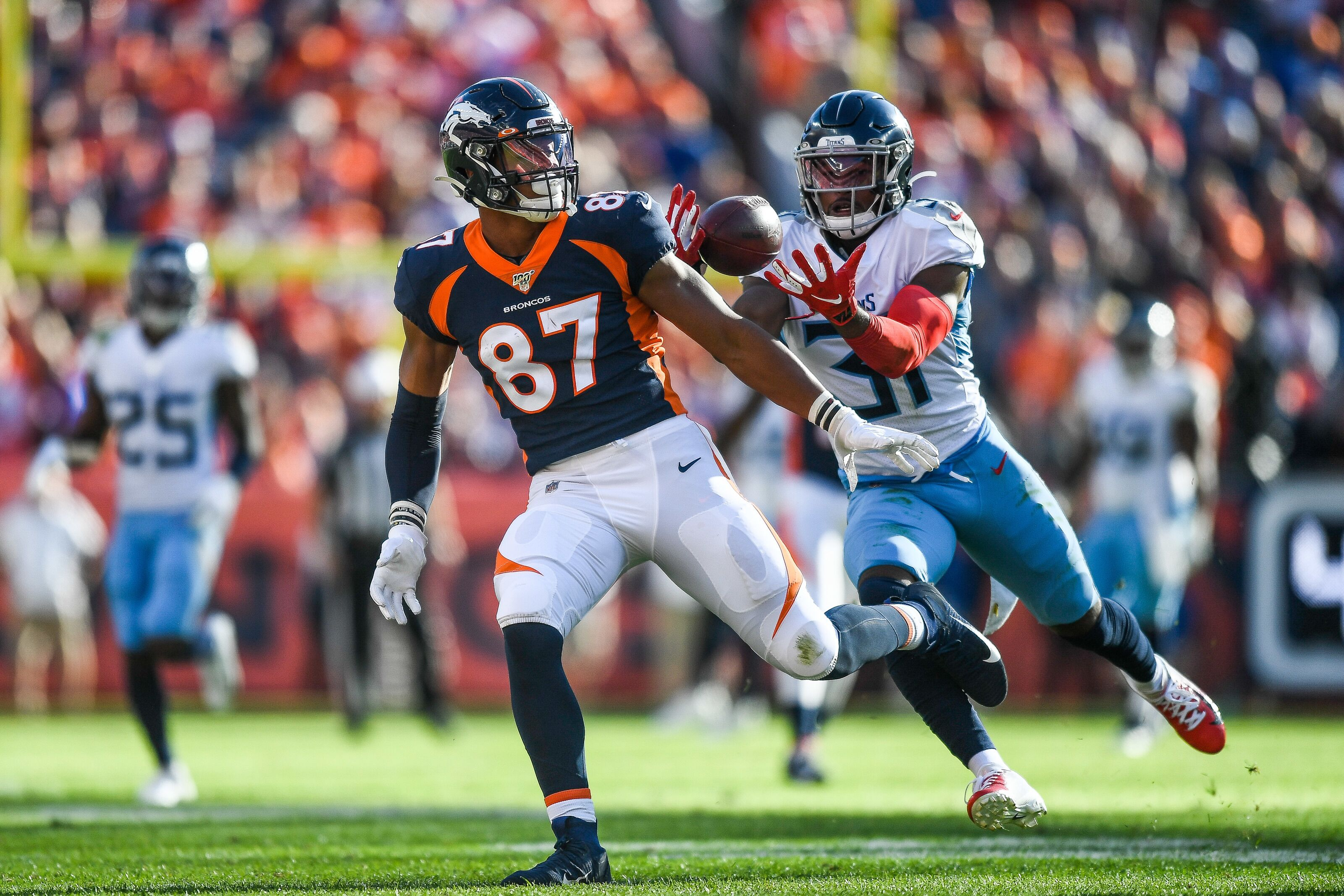 Tennessee Titans: Winners and Losers after a bad Week 6