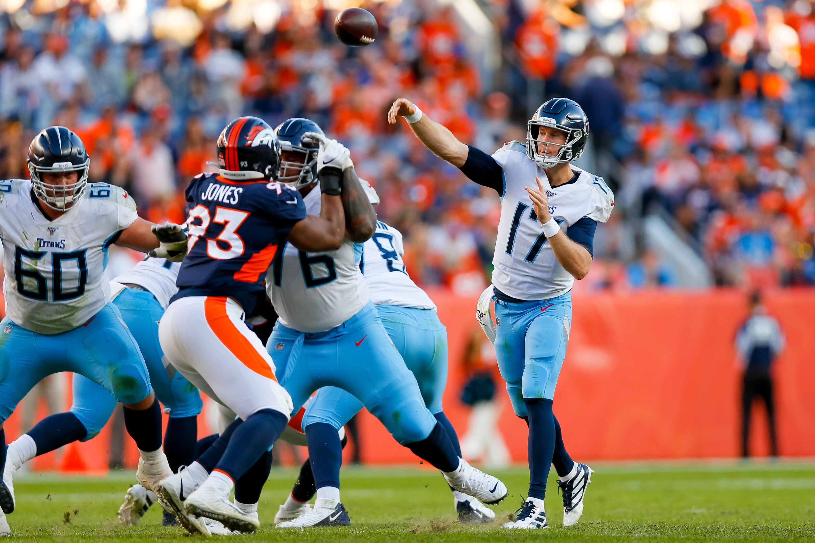 Tennessee Titans: What we learned from Week 6 loss to Broncos