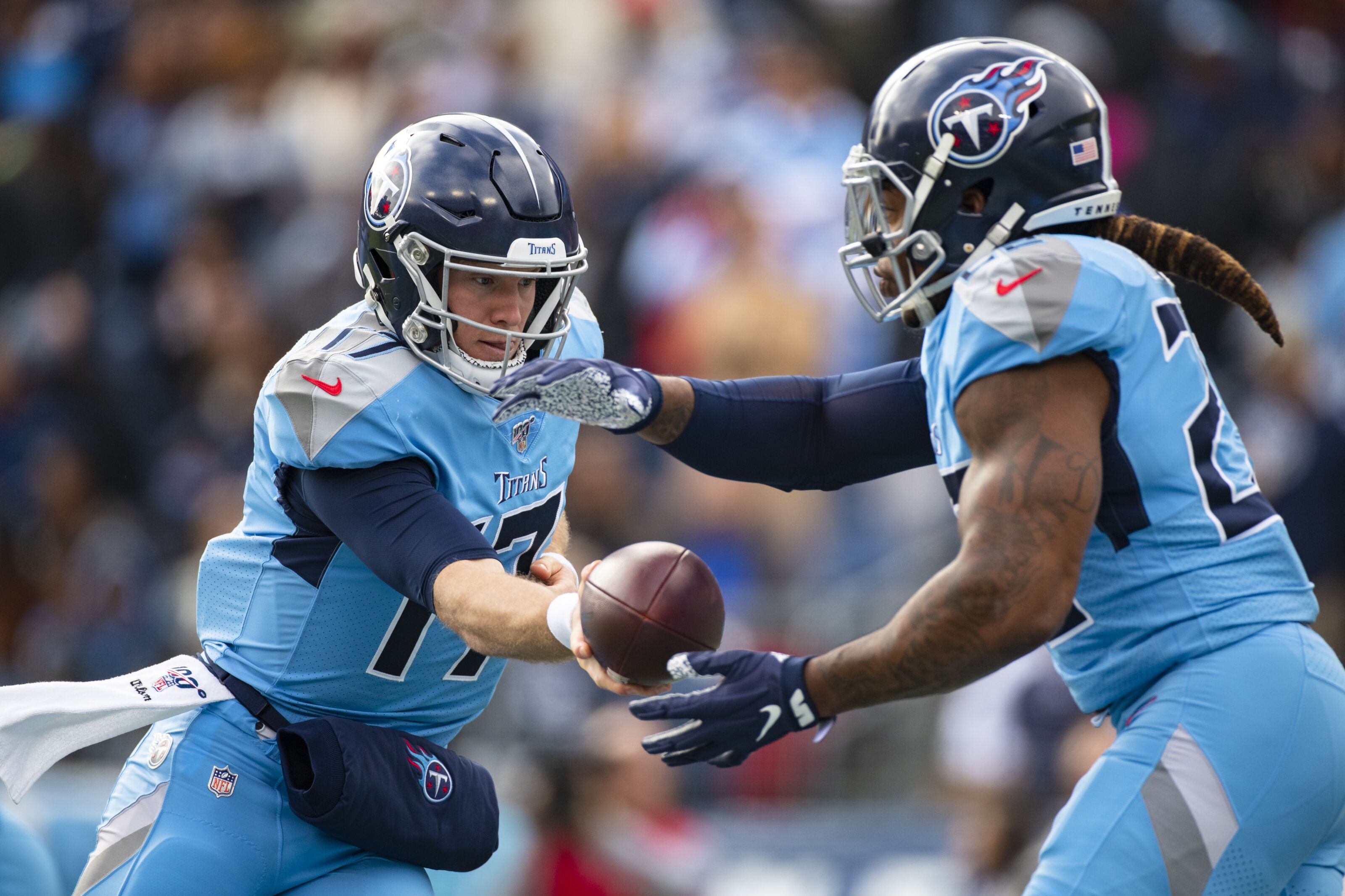 List of Tennessee Titans 2020 free agents and projected salary cap space