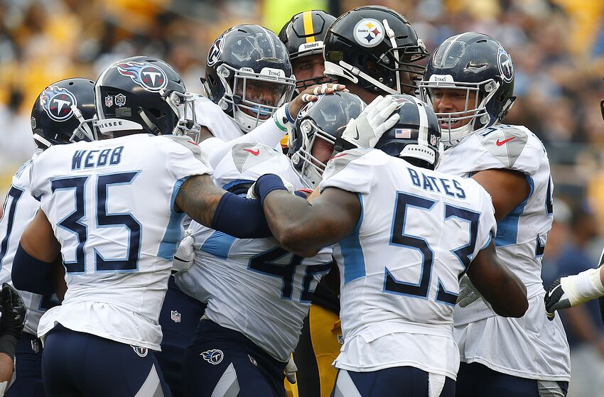 Tennessee Titans Trim Roster Down To 53 Players
