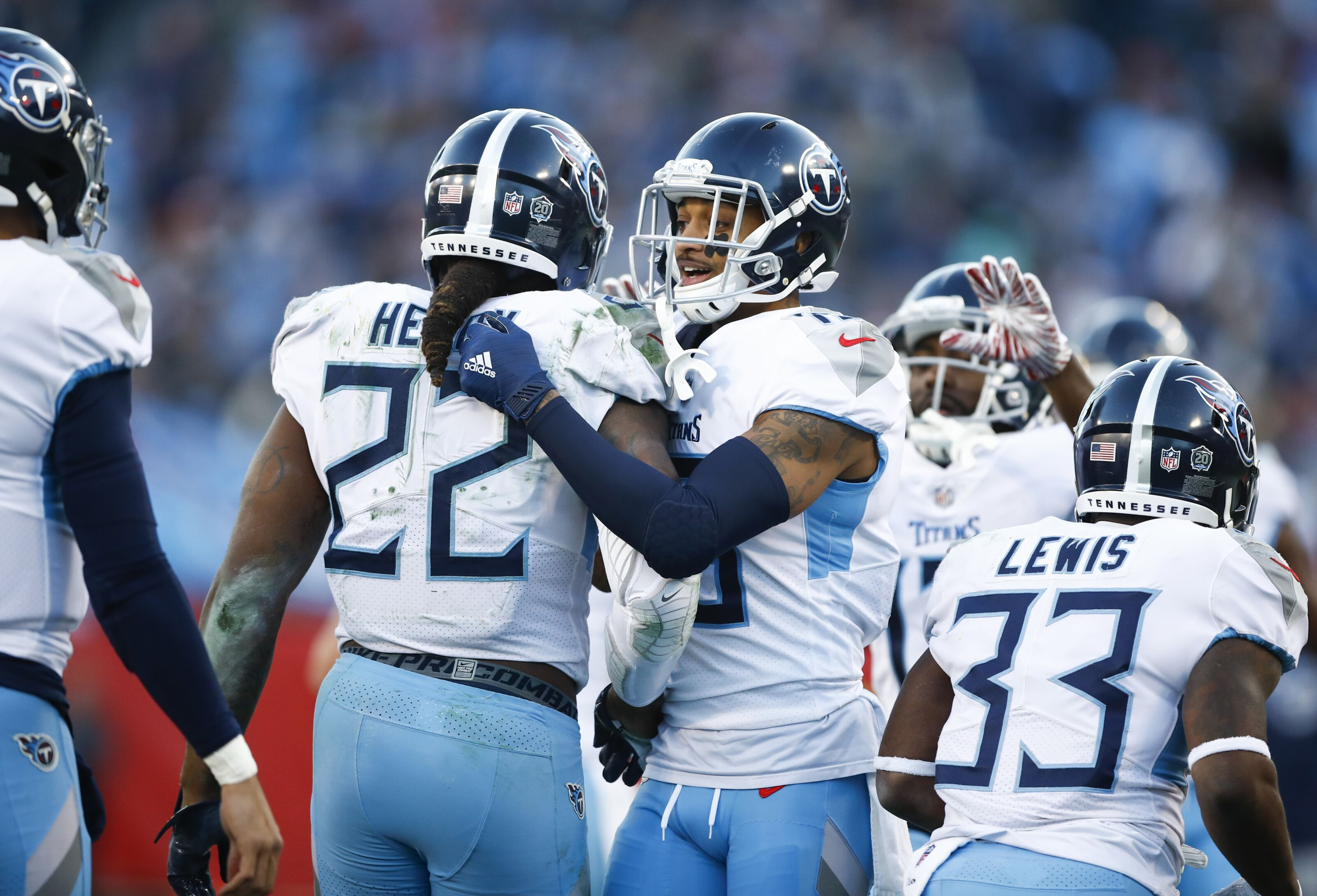 Tennessee Titans latest odds for 2019 NFL Playoffs released