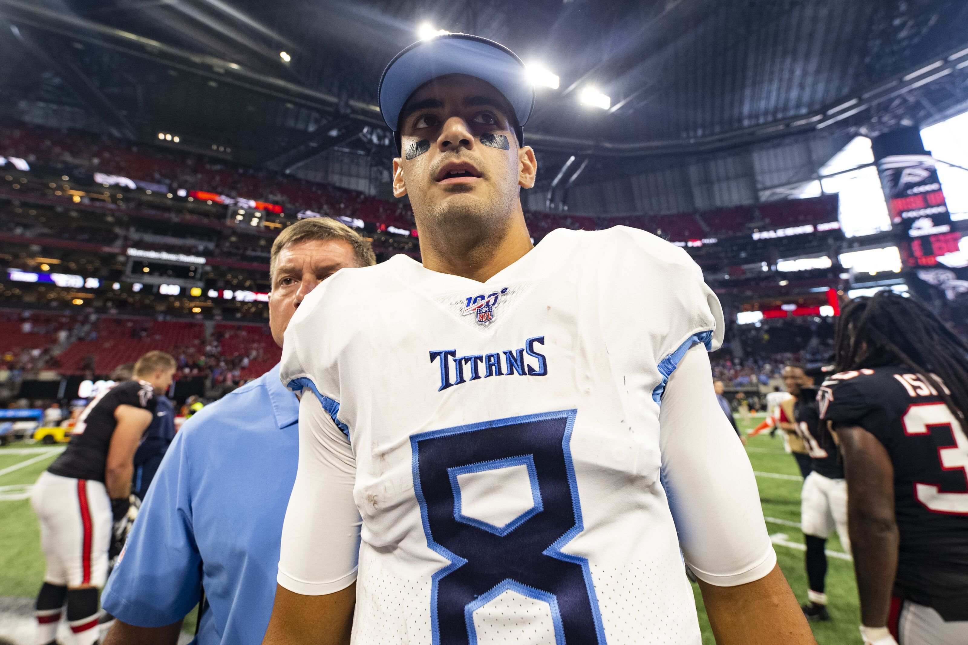 What's next for Tennessee Titans after end of Marcus Mariota era?