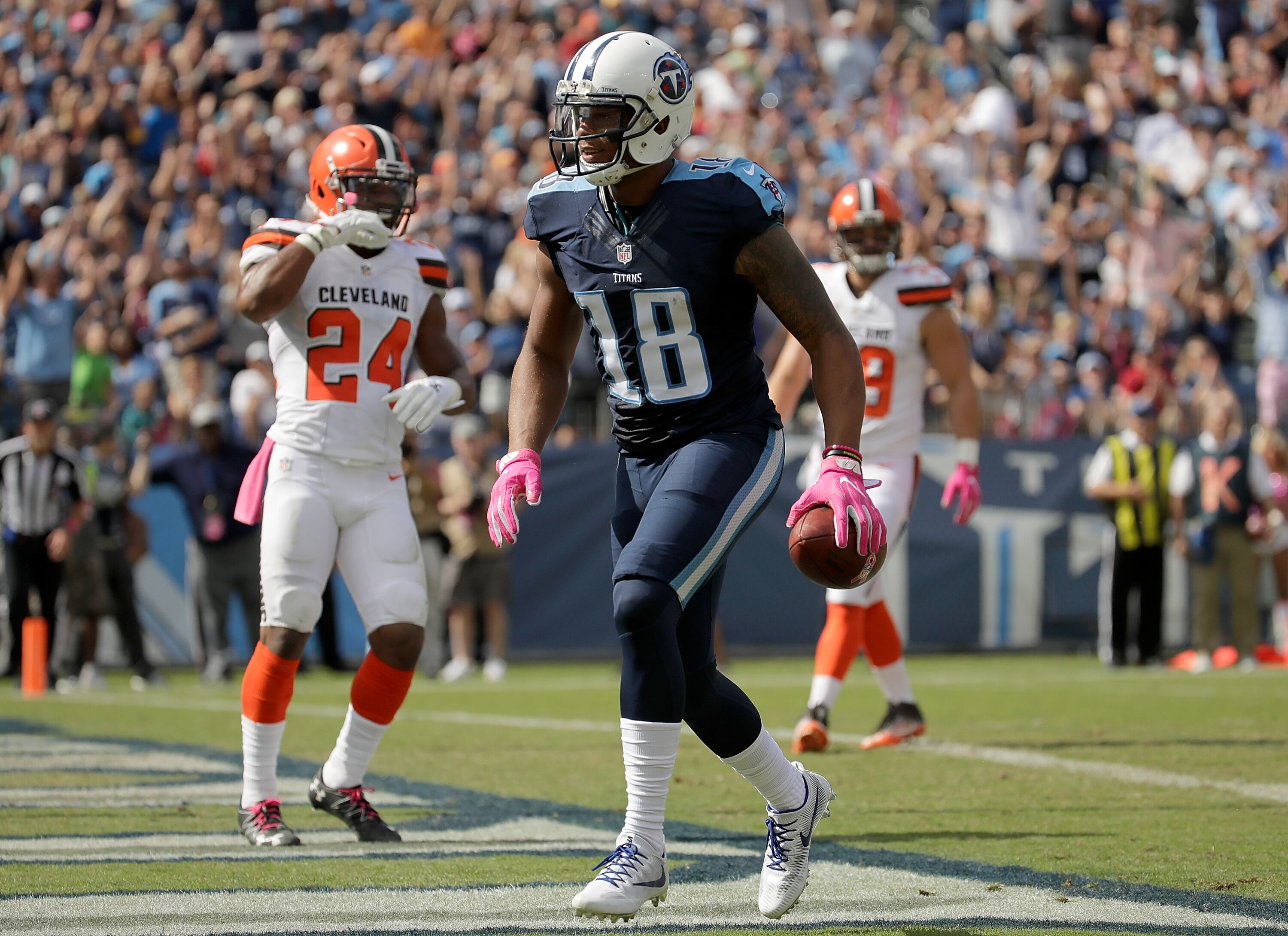 Tennessee Titans Have Third Easiest Schedule In 2017