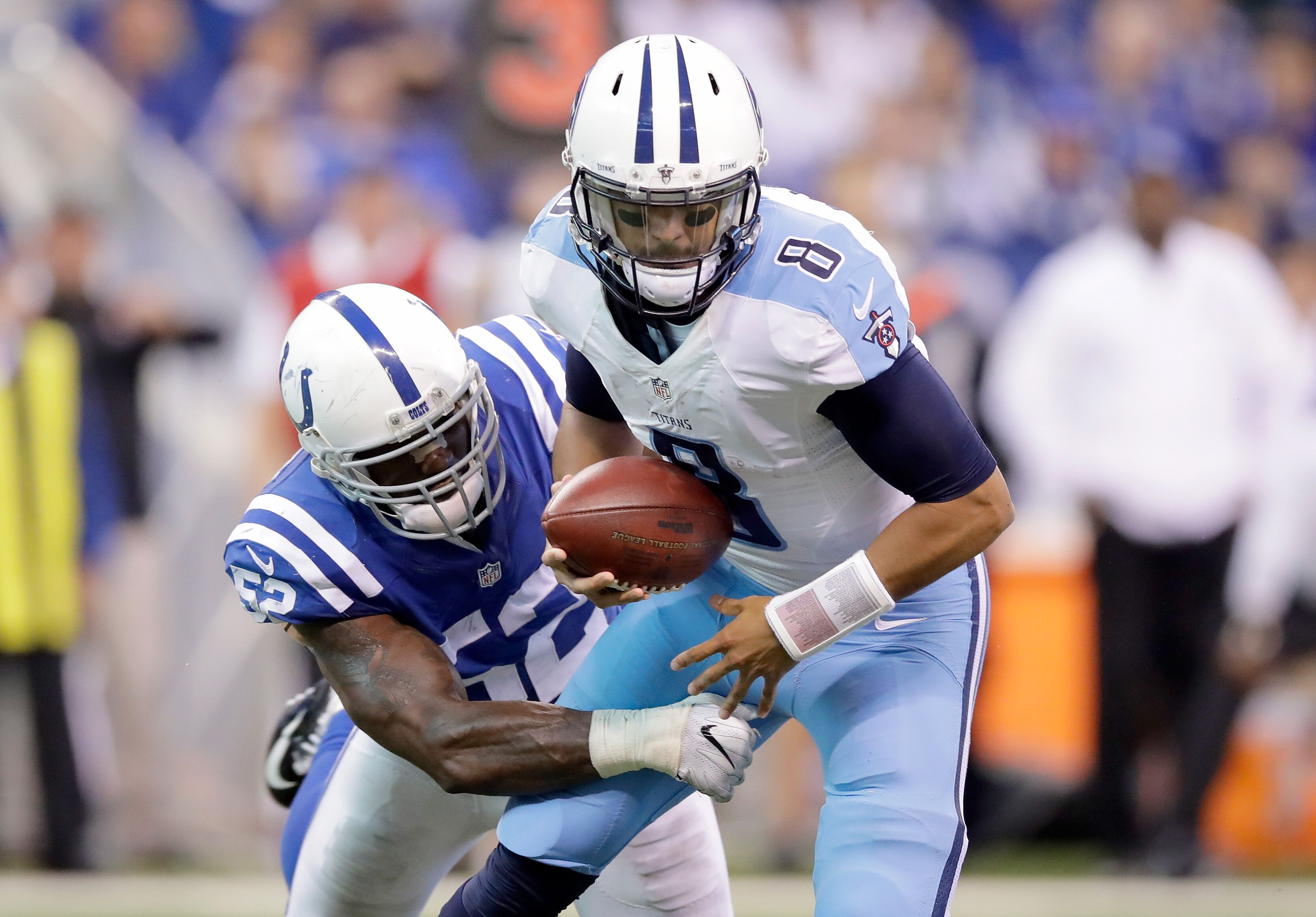 This Is The Tennessee Titans Year 2017 Schedule Analysis
