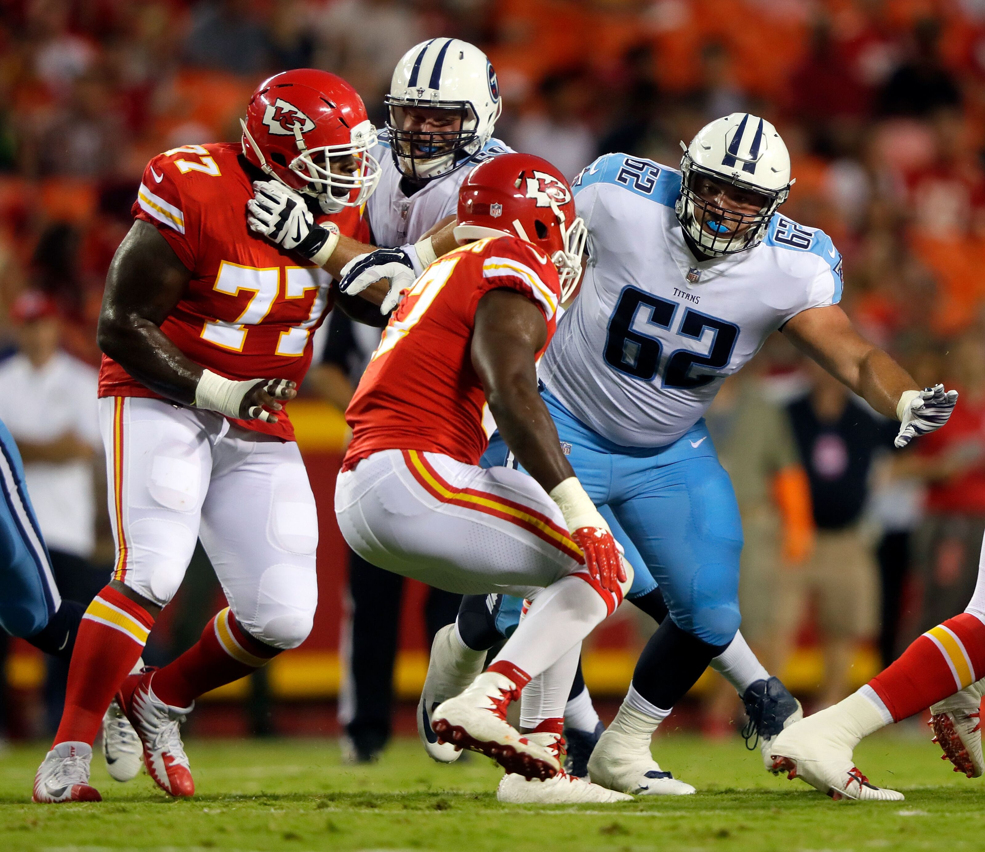 Tennessee Titans have another late round hit in Corey Levin