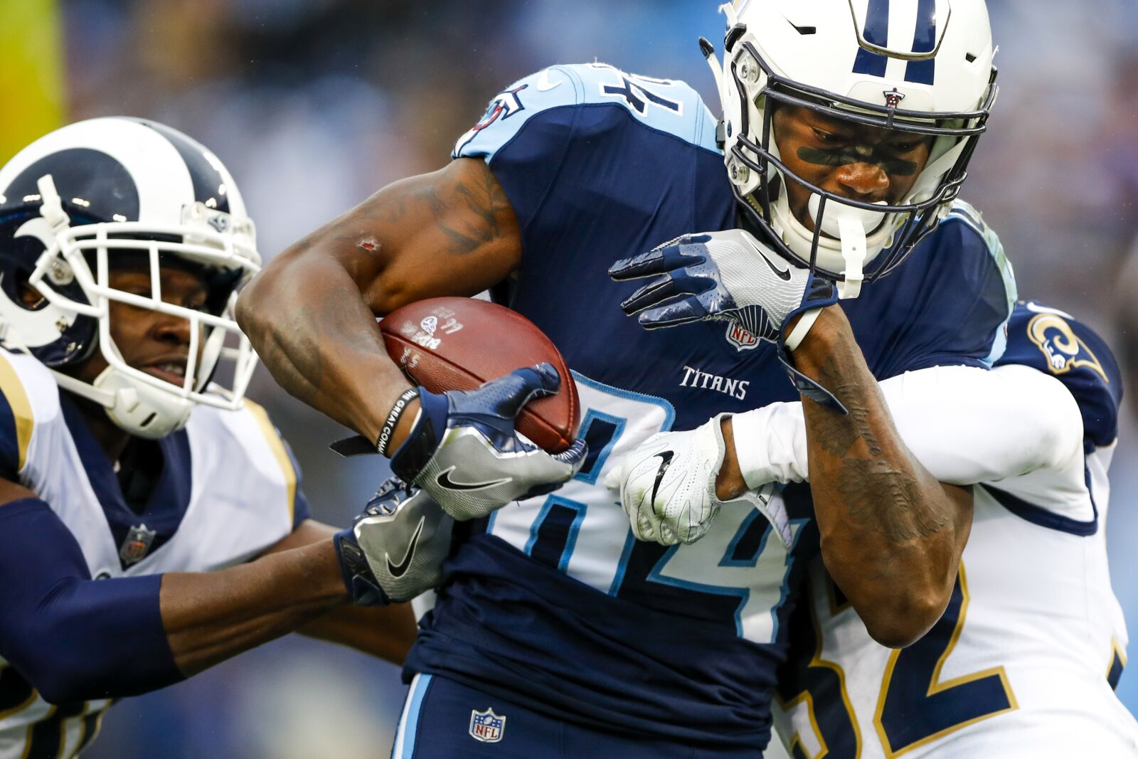 One takeaway from Tennessee Titans vs Bucs practice