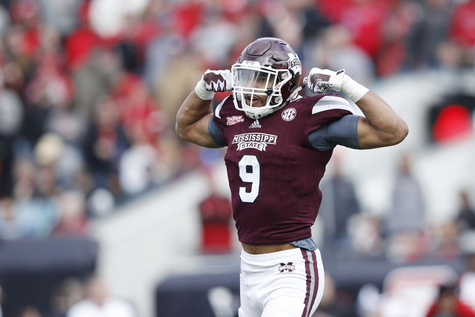 Tennessee Titans 3rd best option in the 2019 NFL Draft: Montez Sweat