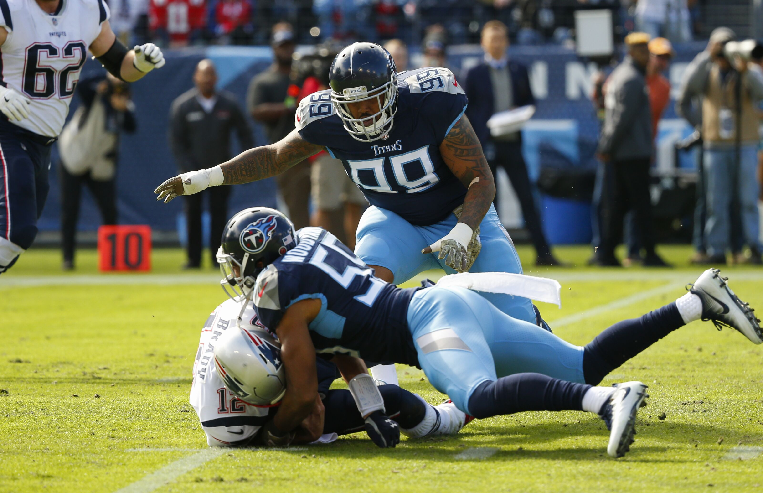 Season Recap: What is going on with the Tennessee Titans?