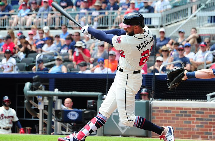 competitive price ddc9e f0f5b Atlanta Braves: Time to move on from Markakis