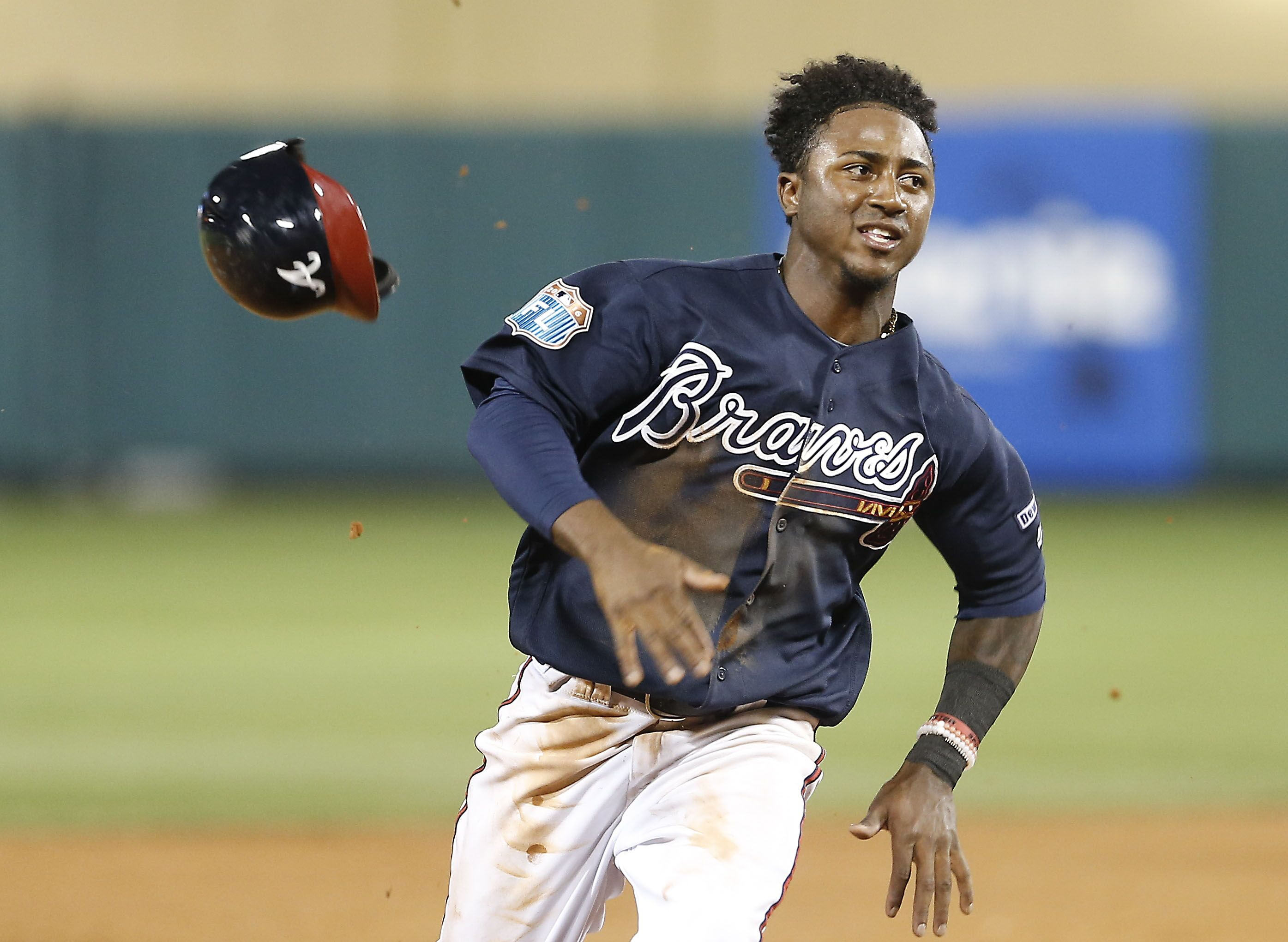 Image result for ozzie albies braves