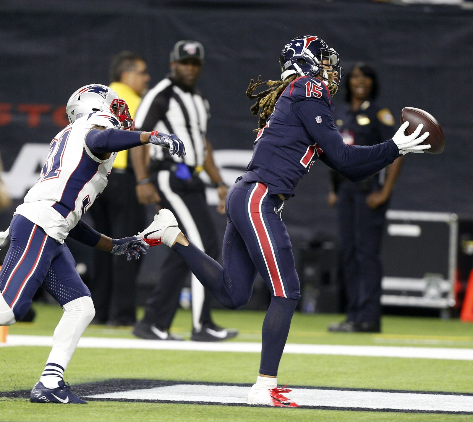 Houston Texans: Will Fuller listed as inactive in Week 14