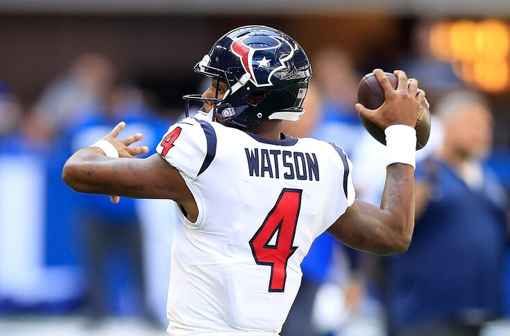 online store f7ada 091ef Houston Texans Training Camp Preview 2019: Quarterbacks