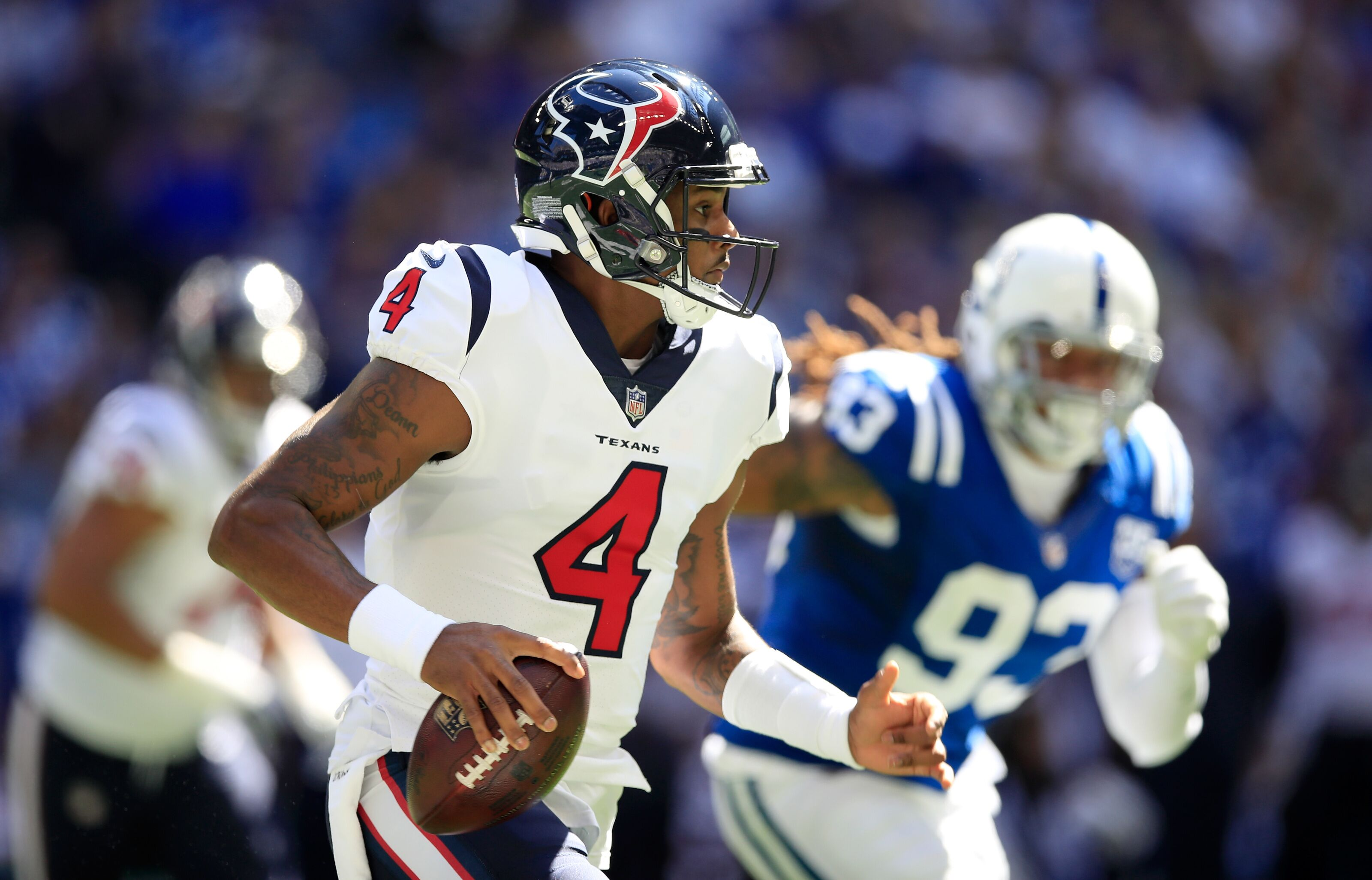 Ranking the AFC South Quarterbacks 2019