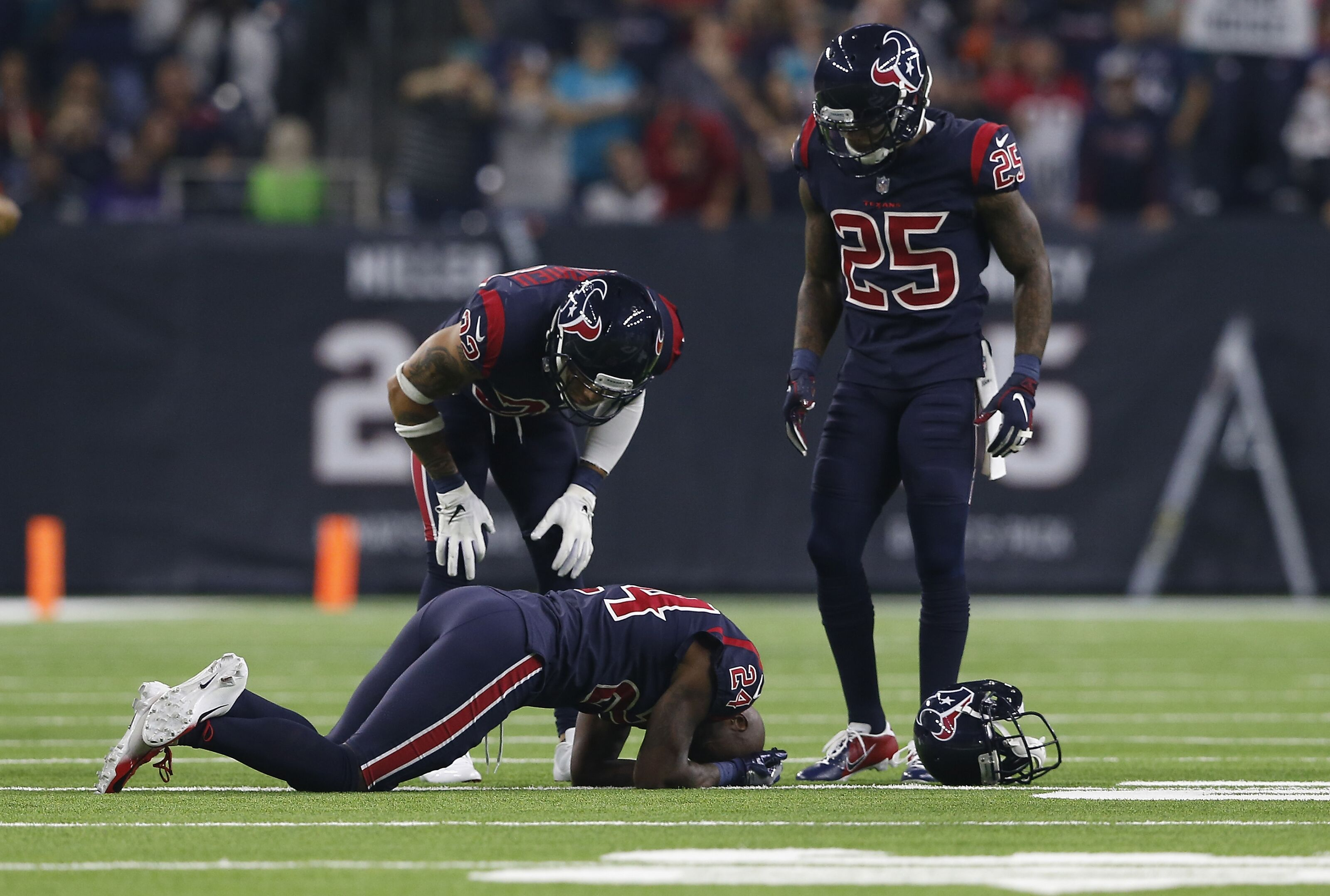 Houston Texans: Injuries remain a theme in Week 13