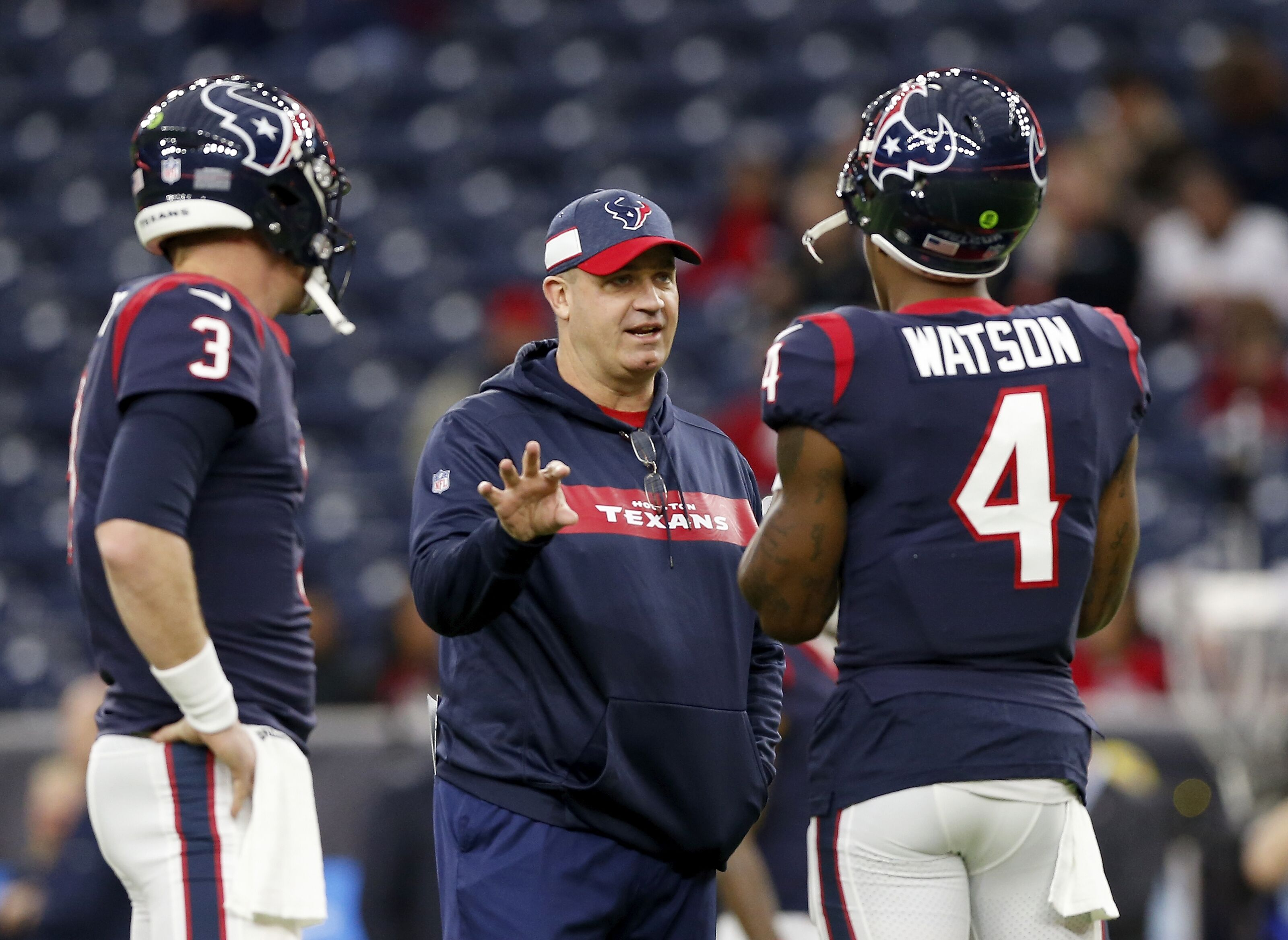Houston Texans: Bill O'Brien ranked in lower half of NFL head coaches