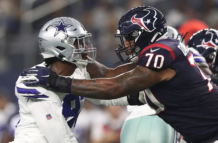 separation shoes a9374 218cd Houston Texans were in talks to acquire pass rusher Taco ...